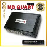 M3-900.4 - MB QUART 4 CHANNEL AMPLIFIER
