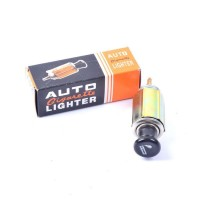 Auto Cigarette Lighter Universal For 12V Volt Vehicle Car - FULL SET Top Head With Base And Wiring