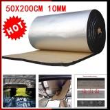 Bluespot 48cm x 200cm 10mm Auto Car Firewall Heat Shield Insulation Sound Deadener Mat Cell Foam