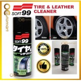 Soft 99 Leather / Rubber / Tire Spray Wax 420ml