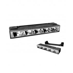 HELLA LEDayline 5 Daytime Lights 12V DRL LED Daylight Complete Kit 5 LED