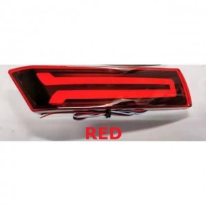 Perodua Myvi 2018 - 2019 Q5 LED Rear Bumper Brake Lamp Warning Light C-Shape