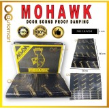 Mohawk Sound Proofing Sound Insulation Damping for Car Doors Panel or Car Engine Cover (Gold Series)