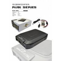 Adams Digital Rubi Series Model Subwoofer Rus 680 Underseat woofer 6x8