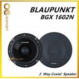"""Blaupunkt 6"""" 100 Watts 4 Ohms 2 Way Coaxial Car Speakers BGX 1602 N"""