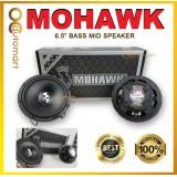 "MOHAWK 6.5"" Mid Bass Car Speaker M1 Series (M1-6)"