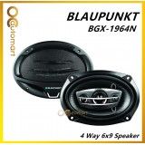 "Blaupunkt 6x9 BGx 1694 N 4 Way Coxial Car Speaker BGx 1694N 6"" x 9"" Car Speaker"