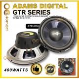 "Adams Digital GTR-2038 12"" Hi-Power Subwoofer"