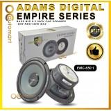 Adams Digital EMC-650.1 Bass Mid 6.5 inch Car Speaker - 60W RMS/150W Max