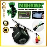 MOHAWK ORIGINAL AHD CCD AND CCD ROUND CAR REVERSE CAMERA (MECA21,MECC16,MECC24)