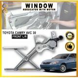 DOOR WINDOW GEAR / REGULATOR WITH MOTOR TOYOTA CAMRY ACV30 2003-2006 POWER WINDOW BRACKET WITH MOTOR