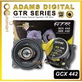 ADAMS DIGITAL GTR Series 4 Inch 2-ways Coaxial Speaker 150 Watt - GCX 442