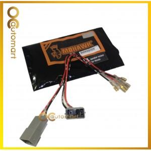 MOHAWK Plug n Play Speaker Or Tweeter Wire Socket with Terminal Connector for Honda