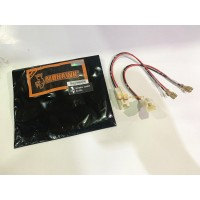MOHAWK Plug n Play Speaker Wire Socket with Terminal Connector for Kia