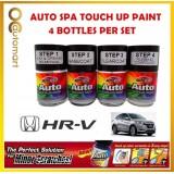HONDA HR-V Original Touch Up Paint - AUTOSPA Touch Up Combo Set (4 Bottles Per Set)
