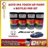 HONDA ACCORD Original Touch Up Paint - AUTOSPA Touch Up Combo Set (4 Bottles Per Set)