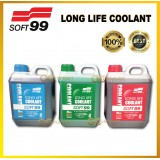 Soft 99 / Soft99 Long Life Coolant 2Liter Made In Japan ( Green / Red / Blue )
