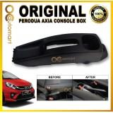 Original center console Perodua axia (Suitable for E spec)
