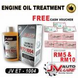 ( Free Cash Voucher ) JV Auto Lube - JV ET-1004 (Engine Oil Treatment) Original