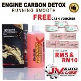 ( Free Cash Voucher ) JV Auto Lube - Engine Carbon Detox Running Smooth Original