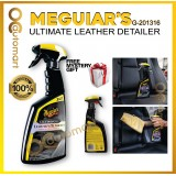 ( Free Gift ) Meguiar's Ultimate Leather Detailer G-201316 (473ml)