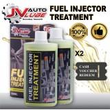 ( Cash Voucher Redeem ) 2 Bottle JV Auto Lube - Fuel Injector Treatment Original