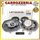 Carrozzeria 6x9 inch 2-Way Car Speaker 100% Original Perodua,Proton,Honda,Toyota,Nissan Car Speaker