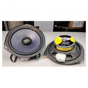 "Adams Digital 6"" Mid Bass & 6"" 2-Way Coaxial Plug & Play For Perodua Viva Oem Car Speaker (om-650 + omc-602)"