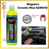 ( Free Gift ) Meguiar's G200416 Hybrid Ceramic Liquid Wax 473ml Meguiars Car Waxing Liquid Type