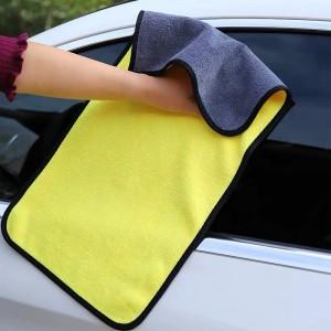 Multipurpose Microfiber Towel Cloth for Car Wash Car Cleaning Kitchen Housekeeping Kain dapur