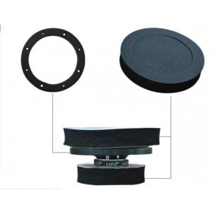 Mohawk Car 6.5 inch Speaker Protector Sponge Sound Proof Speaker Foam Ring SoundProof