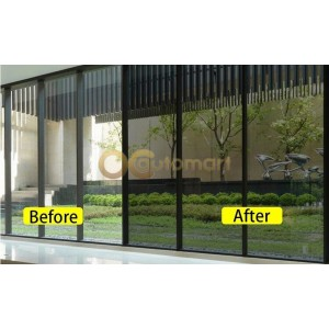 Window Film For Home Office One-Way Mirror Tinted Reflective Privacy Solar Film Tinted Rumah Tinted Kereta