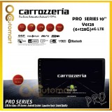 """Carrozzeria PRO-Series V6128 Android Player 10.1"""" Inch DSP Premium QLED Screen 4K HDMI 4G LTE"""