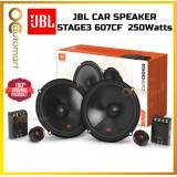 JBL Stage3 607CF 6.5 Inch 2Way Component Set Speaker Without Grille Car Speaker Spiker Kereta JBL Spk