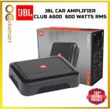 JBL Club Series Mono Amplifier Club A600 Mono Block Amp 600 Watts RMS MonoBlock JBL